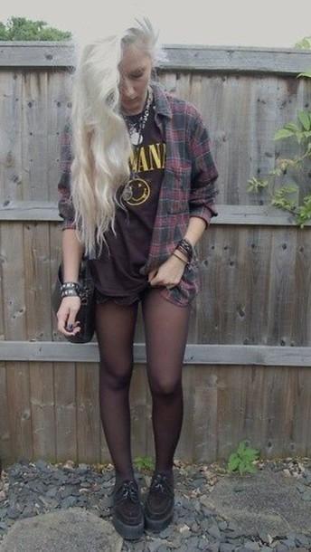 p27exv-l-610x610-shirt-flannel-soft+grunge-grunge-nirvana