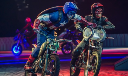 Theater-Marvel Universe Live